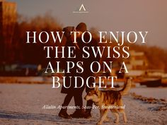 How to enjoy the Swiss Alps on a budget? Learn more. Saas Fee, Swiss Alps, Switzerland, Budgeting, Alps Switzerland, Budget Organization, Budget