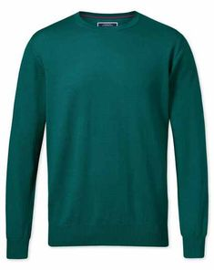 Buy our Teal merino wool crew neck sweater exclusively from Charles Tyrwhitt of Jermyn Street, London. Grey Suit Shoes, Black Suits, Sweater Shop, Jumper, Charles Tyrwhitt, Suit Shop, Suit Fashion, Merino Wool, Knitwear