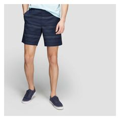 ab8230f4 Men's Striped Short from Joe Fresh | Our stylish striped shorts are perfect  for any casual