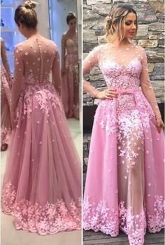 Appliques Prom Dress,Long Prom Dresses,Charming Prom Dresses,Evening Dress Prom Gowns, Formal Women Dress,prom dress