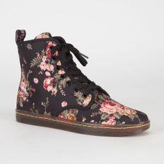 DR. MARTENS Shoreditch Womens Boots #docs #boots #floral