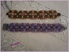 Pulseras Gothic by an_safe, via Flickr