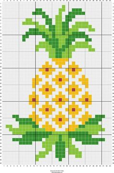Stitch Fiddle is an online crochet, knitting and cross stitch pattern maker. - Stitch Fiddle is an online crochet, knitting and cross stitch pattern maker. Cross Stitch Fruit, Cross Stitch Kitchen, Simple Cross Stitch, Cross Stitch Flowers, Cross Stitch Pattern Maker, Cross Stitch Charts, Cross Stitch Designs, Cross Stitch Patterns, Cross Stitching