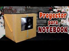 Como hacer un proyector casero para notebook