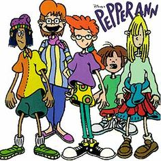 Pepper Ann Pepper Ann