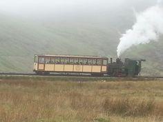 Steam on #Snowdon