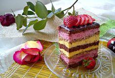 Voćna torta - saveti i način pripreme | Domaćica za vas Torte Recepti, Dessert Recipes, Desserts, Other Recipes, Tiramisu, Cooking Recipes, Pudding, Sweets, Ethnic Recipes