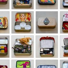 What's in Your Altoids Box? | Marty Cohen Photography