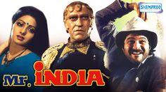 Mr. India - Hindi Full Movie - Anil Kapoor - Sridevi - Amrish Puri