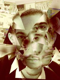 Image result for CUBIST DISTORTED REALITY