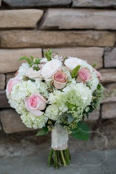 Alta Vista Country Club, Wedding October 2014, Victoria's Garden, Wedding Bridal Bouquet, Pink Flowers, Orange County Weddings, StefCam Photography