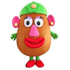 mr potato essay The mr potato head you can purchase today in the store is very different from the original mr potato head released in the 1950's the original mr potato head contained only body features such as the nose, lips, and ears.