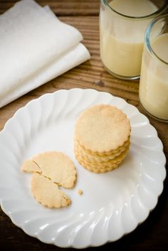 Sugar cookie recipe, good for rolled Christmas cookies sweets