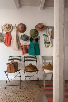 A RENOVATED GREEK FISHERMAN'S HOUSE Home Interior, Interior And Exterior, Interior Design, Fishermans Cottage, Greek House, Humble Abode, Traditional House, Decoration, Living Spaces