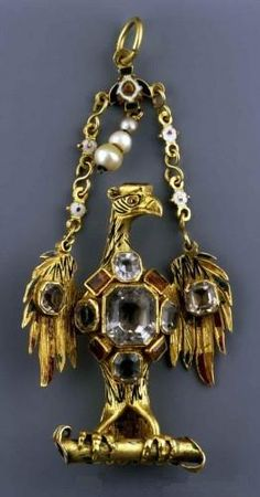 Spanish Pendant 16th century