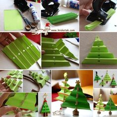 10 Miniature Tabletop Christmas Tree Ideas   - http://www.amazinginteriordesign.com/10-miniature-tabletop-christmas-tree-ideas/