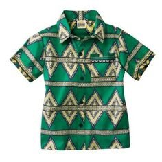 Harajuku Mini Ganado pattern shirt.
