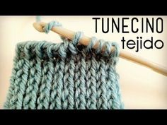 How to crochet Tunisian Knit Stitch (TKS) - Tunisian Crochet. How to crochet the Tunisian Knit Stitch (TKS). A crochet stitch that looks like knitting but it is done using a crochet hook. Step by step tutorial. Dont forget to watch the previous tutorial Tunisian Crochet Patterns, Knitting Patterns, Knitting Projects, Stitch Patterns, Crochet Hooks, Knit Crochet, Crochet Fabric, Crochet Hairband, Knit Lace