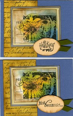 Galleria - Galleria Wing Selection: Impromptu Swaps - Exhibit: Thinking of You Card Swap (1)