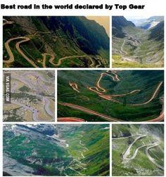 Must drive here before I die------/// Proud!!!!
