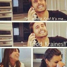 Keeping Up With The Kardashians...Scott Disick
