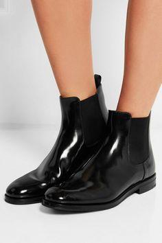 church's womens chelsea boots black - Google'da Ara