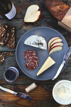 Picnic. Piquenique. Visit To Cowgirl Creamery - By Honestly Yum
