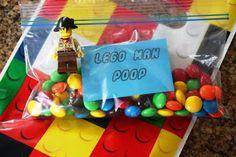 Silly Happy Sweet: Lego Birthday Party Ideas