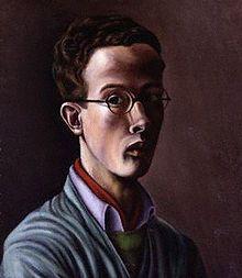Denton Welch - self portrait