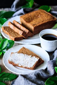 This Dutch spice cake, called ontbijtkoek, might be your family's new favorite dessert! Have a taste of Holland with this rye loaf cake that tastes like gingerbread. This recipe is quick and easy to make. Quick Bread Recipes, Dutch Recipes, Sweet Recipes, Healthy Desserts, Dessert Recipes, Sweet Spice, Cake Recipes From Scratch, Loaf Cake, Spice Cake