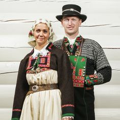 Costume and Embroidery of Setesdal, East Agder, Norway, part 2 men Types Of Jackets, Jackets For Women, Clothes For Women, Green Wool, Black Wool, Folk Clothing, Traditional Outfits, Traditional Design, Festival Dress