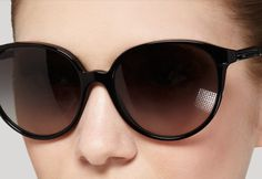 Stella McCartney eco friendly sunglasses! Perfect for a sunny spring day.