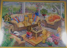NEW & SEALED BEST OF FRIENDS 1000 PIECE JIGSAW PUZZLE TEDDY HEDGEHOG BADGER BNIB