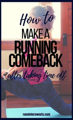 When you're ready to start running again, it's important to have a plan. Luckily, making your return to running after taking time off due to injury, recovery, or life might not be as hard as you expect. Here is how to make a running comeback and get back to running quickly and stronger than ever. #startrunning #startrunningagin #returntorunning #runningcomeback Running Routine, Running Plan, Running Workouts, At Home Workouts, Marathon Training For Beginners, Running For Beginners, Workout For Beginners, Learn To Run, How To Start Running