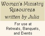 Lots of good ideas for Women ministry with Themes and program etc