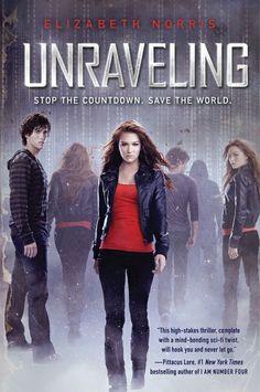 @Elizabeth Lockhart Lockhart norris Elizabeth Norris UNRAVELING (US) [also published as UNRAVELLING] http://www.harpercollins.com/books/Unraveling-Elizabeth-Norris/?isbn=9780062103741