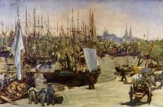 Édouard Manet - painter