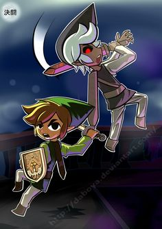 Link vs shadow link