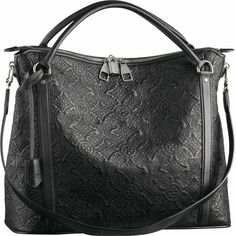 fe6302ee2ad1 the perfect black bag for winter - louis vuitton ixia mm