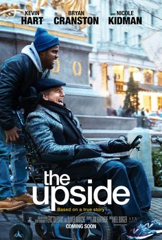 A recently paroled ex-convict, Dell, strikes up an unusual and unlikely friendship with a quadriplegic billionaire, Philip Lacasse, in this funny and warm-hearted buddy comedy. From worlds apart, Dell and Philip form an unlikely bond, bridging their differences and gaining invaluable wisdom in the process, giving each man a renewed sense of passion for all of life's possibilities.