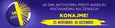 Dnes je Medzinárodný deň za odstránenie násilia na ženách