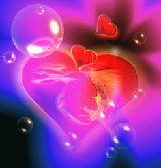 Tlučící srdce.gif :: RomanPoky