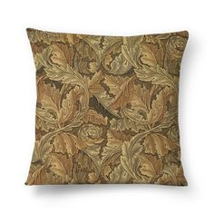 Almofada RUSTIC VINTAGE PLANTS de jefersoncalongana #colab55. Tags: plantas ornamentais vintage Sofa Cushions, Throw Pillows, Vintage, Outdoor Blanket, Rustic, Tags, Plants, Ornamental Plants, Art