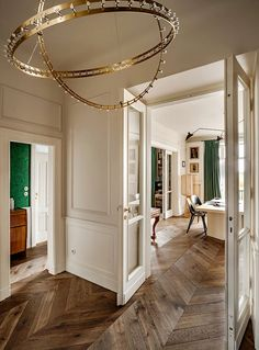 Классический интерьер в доме 1930-х годов – Красивые квартиры