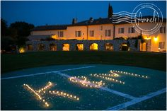 """""""elegant-wedding-styling-at-Chateau-Les-Crostes"""" A little imagination makes a difference."""
