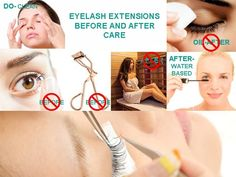 Semi Permanent Eyelash Extensions | Lovely Lashes | Pinterest ...