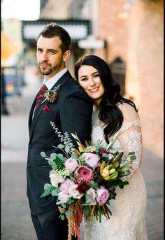 Wedding Florist for the budget savvy bride. Wedding Bouquets, Wedding Flowers, Wedding Dresses, San Diego Area, Peonies, Beautiful Flowers, Weddings, Bride, City