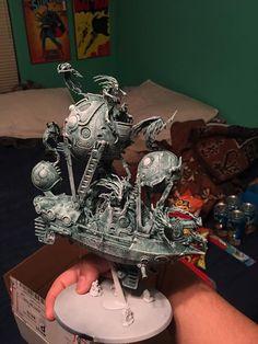 Warhammer Age of Sigmar | Kharadron Overlords | Frigate http://wellofeternitypl.blogspot.com #warhammer #ageofsigmar #aos #sigmar #wh #whfb #gw #gamesworkshop #wellofeternity #miniatures #wargaming #hobby #fantasy