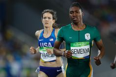 It's unfair to question the right of runner Caster Semenya to compete in a sports world full of biological inequities, says Jaime Schultz