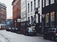 COPENHAGEN STREET SHOTS | No Fashion Victims